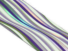 Transfer Folie Transferfolie Lila Waves 30cm Lang Nailart Stamping  #701-08