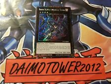 Yu-Gi-Oh Dragon Xyz de la Rébellion des Ténèbres CT12-FR002 Secret Rare, TOP!