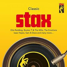 Various Artists - Classic Stax RELEASE DATE 08/04/2016 PRE ORDER NOW