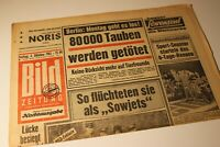 BILDzeitung 04.10.1963 Oktober Geschenk Geburtstag 57. 58. 59. 60. 61.