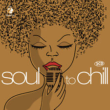 CD Soul To Chill von Various Artists aus der The World of Serie  2CDs