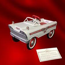 Hallmark Kiddie Car Classics 1961 Speedway Pace Pedal Car #Qhg9015