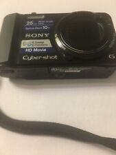 Sony Cybershot DSC-W690 Digital Camera 16.1 MP 10x Zoom 25mm Wide-Angle Ec!!