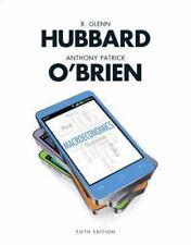 Pearson Series in Economics: Macroeconomics by O'Brien and Hubbard