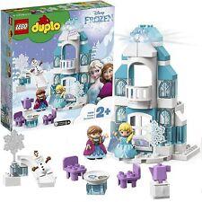 LEGO 10899 DUPLO Disney Frozen Ice Castle Princess Elsa and Anna Mini Dolls