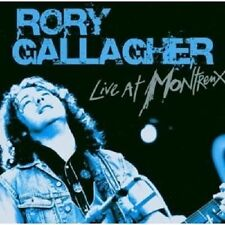 "Rory Gallagher ""Live at Montreux"" CD NUOVO"