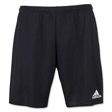 adidas Parma 16 Mens Black Football Gym Sports Shorts Size Small