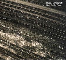ROSCOE MITCHELL nine to get ready CD 1999 ECM w/slipcase art ensemble of chicago