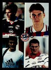 Alexander Zickler Bayern Mümchen FOTO Original Signiert.+ A6978