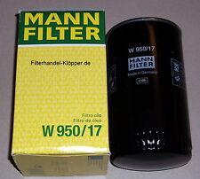MANN Ölfilter W950/17 für New Holland CS, CX, TC, TM, TS, TX, 8000 Serie