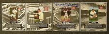 Brooks Robinson Legends Auto Phone Card Set Yogi Berra Duke Snider Killebrew HOF