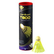 NEU Carlton T800 Club Federball-Badminton Shuttles-gelb schnell Shuttle