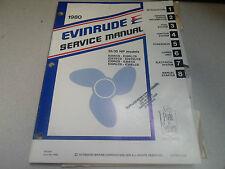 1980 Evinrude Service Manual Taller 25 35hp Rlcs Tecs Telcs Rcs ECS Rlcs Elcs X