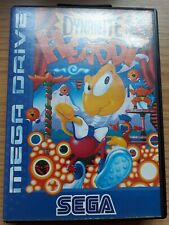 Dynamite Headdy For Sega Mega Drive PAL Complete Mint