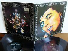 Roxy Music / Bryan Ferry - Street Life - 20 Great Hits EGTV 1 UK 2LP 1986 EG