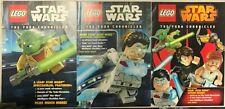LEGO Star Wars THE YODA CHRONICLES comic lot of 3