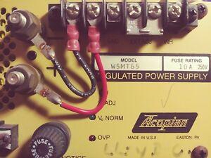 ACOPIAN W5MT65 REGULATED POWER SUPPLY 5 VOLT 65 AMP NEW NO BOX