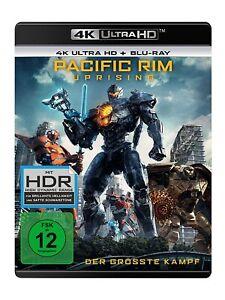 Pacific Rim - Uprising (4K Ultra HD) (+ Blu-ray 2D)