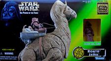 Star Wars Jawa & Ponto Potf de batalla de nuevo/Sellado