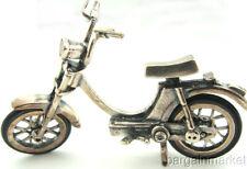 Solid Sterling Silver Miniature Bike Motorcycle #90