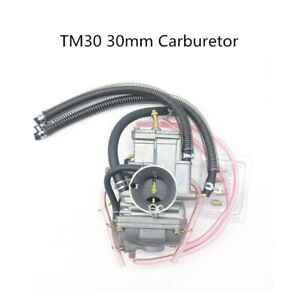 Carb Carburetor for Mikuni 30mm ATV Motorcycle Yamaha DT200WR RZ350 DT200S 1PCS;