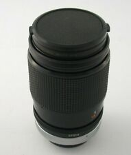 CANON FD SC 2,5/135 135 135mm F2,5 2,5 Portrait adaptable NEX A7 MFT etc. /20