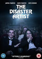 The Disaster Artist (DVD) James Franco, James Franco, Dave Franco, Seth Rogen