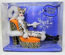 2003 Barbie Lounge Kitties Collection Tiger Costume Mint in worn box