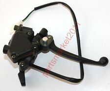 Dual Brake w Thumb Throttle Switch Lever  50CC 125 150 200 250CC ATV Quad Taotao