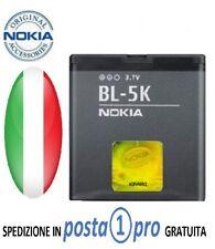 BATTERIA BL5K BL-5K ORIGINALE per NOKIA N85 N86 C7 C7-00