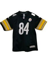 Antonio Brown Pittsburgh Steelers #84 NFL Nike Jersey Size Youth large 14/16
