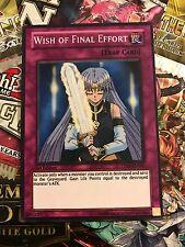 Orica Cosplay card Wish Of Final Effort custom card! Common!