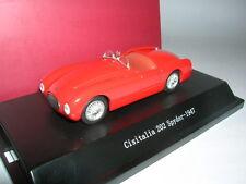 Starline Cisitalia 202 Spyder Modell 1947 rot red, 1:43