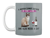 Women Need A Cat Gift Coffee Mug