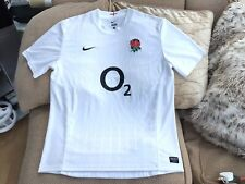 Nike England Rugby Union 2011-13 Home Shirt Size Large Brand New Without Tags