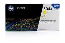 Ctx Ce252a HP Cartuccia Color LaserJet Giallo