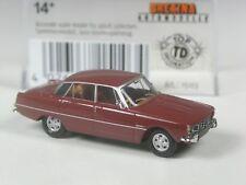 TOP: Brekina 15103 Rover V8 3500 rotbraun in OVP