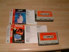 SHAKATAK DRIVIN HARD / NIGHTBIRDS + INVITATIONS ...... MUSIC CASSETTES