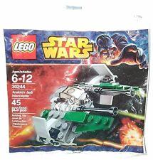 LEGO Star Wars Mini Set 30244 Anakin's Jedi Intercepter Polybag NEW & Sealed