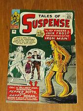 TALES OF SUSPENSE #45 VG (4.0) MARVEL IRON MAN SEPTEMBER 1963 *