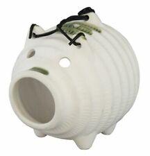 02938 Katori BUTA SANTO White Pig Mosquito Repellent Case
