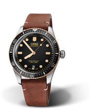 ORIS DIVERS SIXTY-FIVE  40mm BRONZE BEZEL 01 733 7707 4354-07 5 20 45