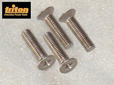 Triton mof ,TRA01/B,JOF001 MESA de fresadora Soporte Plato PH S / acero