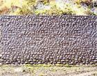 Chooch (HO/N Scale) #8300 Random Stone Retaining Wall - Small Blocks - NIB