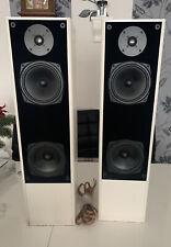 SonoFER SF4/Standlautsprecher/Boxen/Maße je ca. B22xH85xT25 cm /Gebraucht
