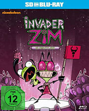 Invader ZIM - Complete Series NEW Blu-Ray 2-Disc Set Steve Ressel Andy Berman