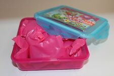 Shopkins Lunch Box with 20 Shopkins Surprise Bags/Blind Bags - Gift Pack -