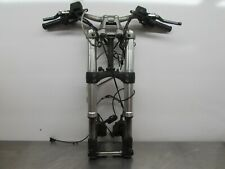 2011 DUCATI MONSTER 796 FRONT FORKS SUSPENSION CALIPERS COMPLETE *READ* OEM