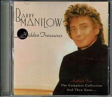 Rare Barry Manilow CD Hidden Treasures {OOP}