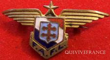 IN6129 - INSIGNE Forces Aériennes Françaises Libres, 22 x 45 mm, émail